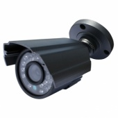 Видеокамера PR-IR50-TOS-1/3 Sony Super HAD CCD,600TVL,OSD,IP66,ИК-40м,удароапрочн.,3.6mm